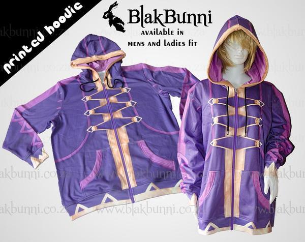 Robin - Fire Emblem by BlakBunni