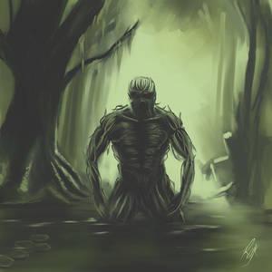 Swamp Thing | Fan Art