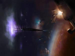 Space Invasion, part 1