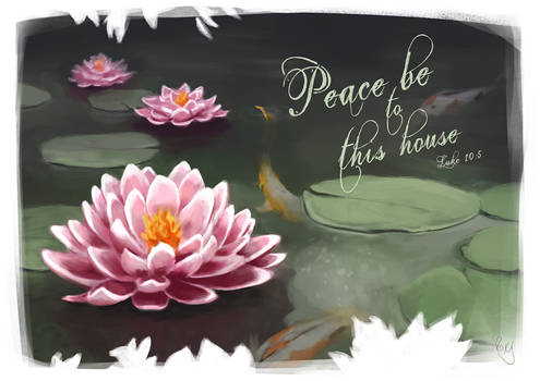 Peace Be to this House