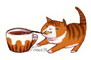 Tea kitty
