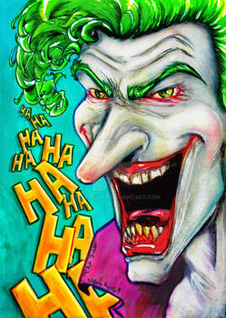 Coloured Joker