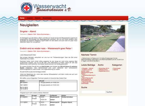 Wasserwacht Zusmarshausen 2