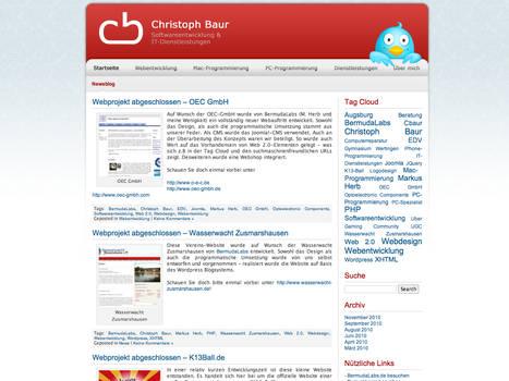CBaur Software-Entwicklung