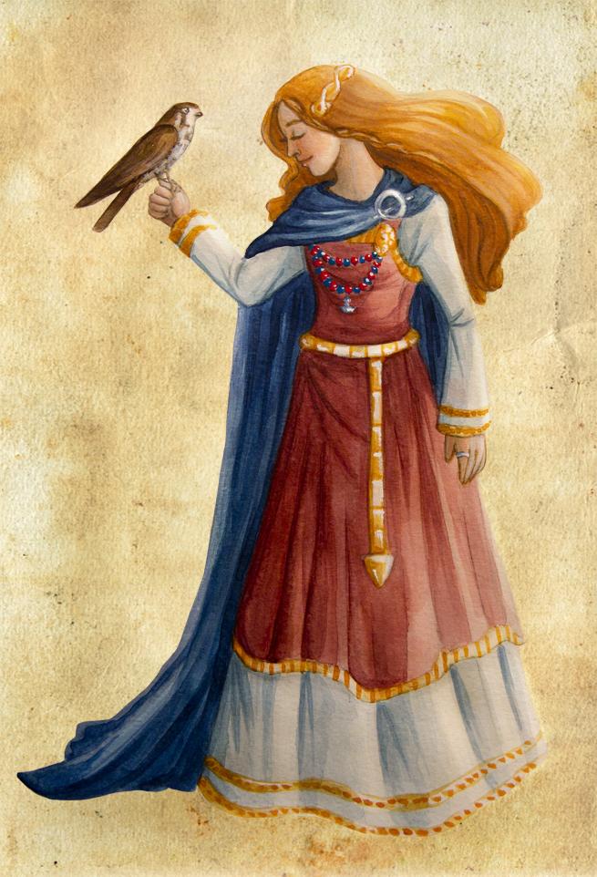 Viking woman | Nordic Dreams | Pinterest | Viking woman ... Viking Woman Art