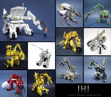 Izzo Heavy Industry by izzolegostyle
