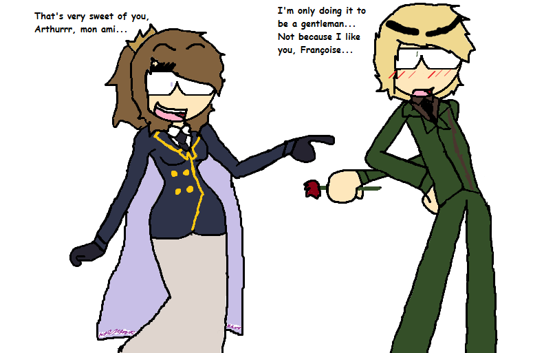 Aph fem france and england by theeywillnotforceeus on deviantart