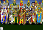The Legions of the Empire 1: The Legionnaires