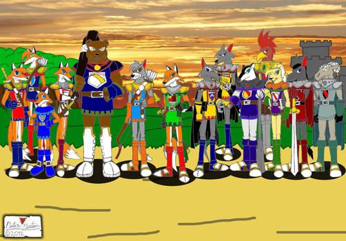 Fox Reynard Clan