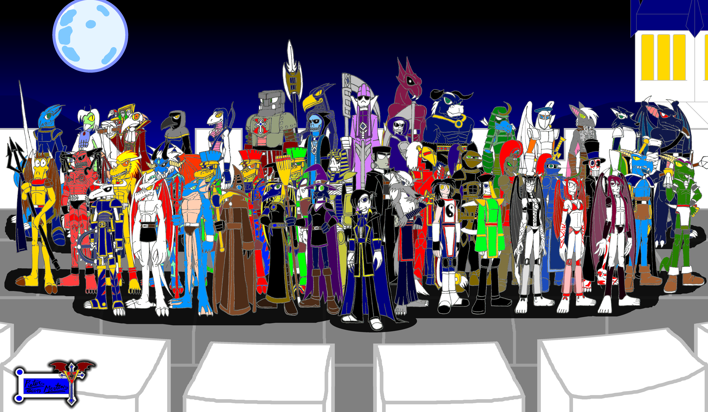 Night Guardians of Transylvania by DragonSnake9989 on DeviantArt