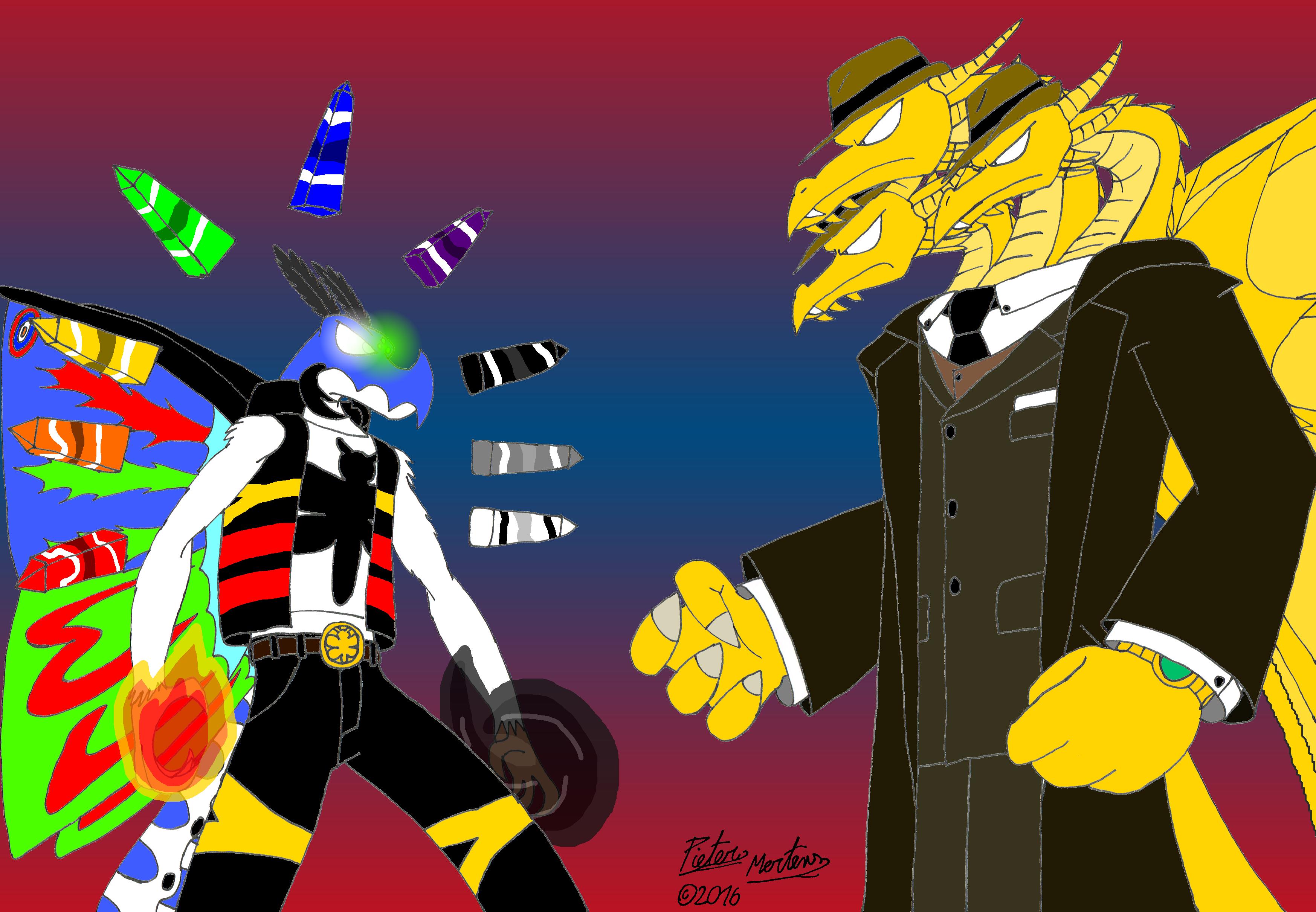 Pubg By Sodano On Deviantart: Ready To Fight. By DragonSnake9989 On DeviantArt