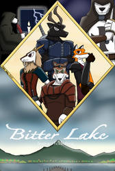 Bitter Lake tribute artwork by DragonSnake9989