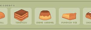 Pixel Desserts