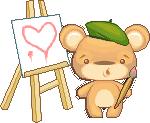 Toodletot Bear by casey-lee