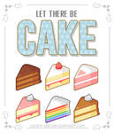 Let there be CAKE!