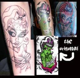 Tatttoo fans