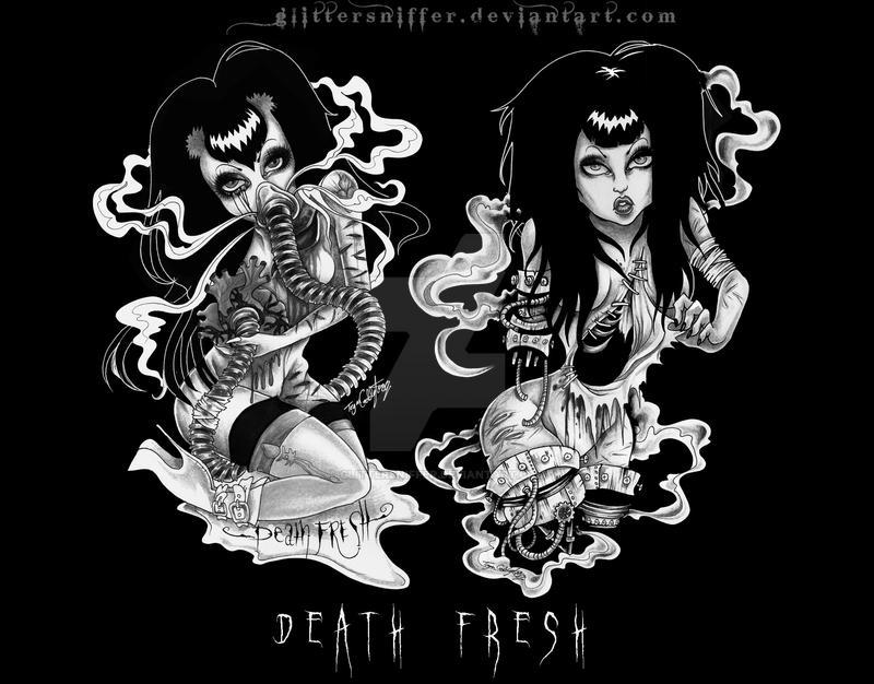 deathsmoke by glittersniffer