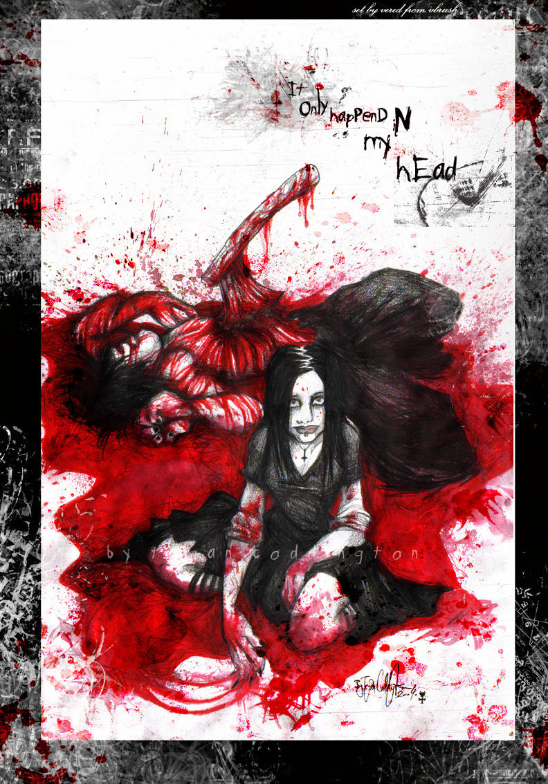 bleed you by glittersniffer