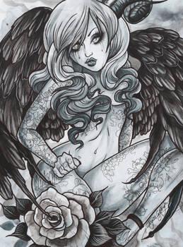 Fallen angel three
