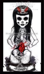 dead girl DEAD