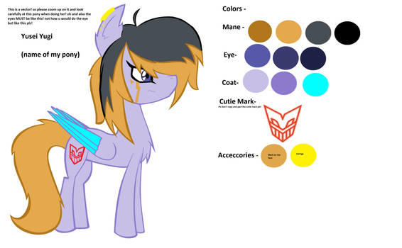 new and improved mlp oc!