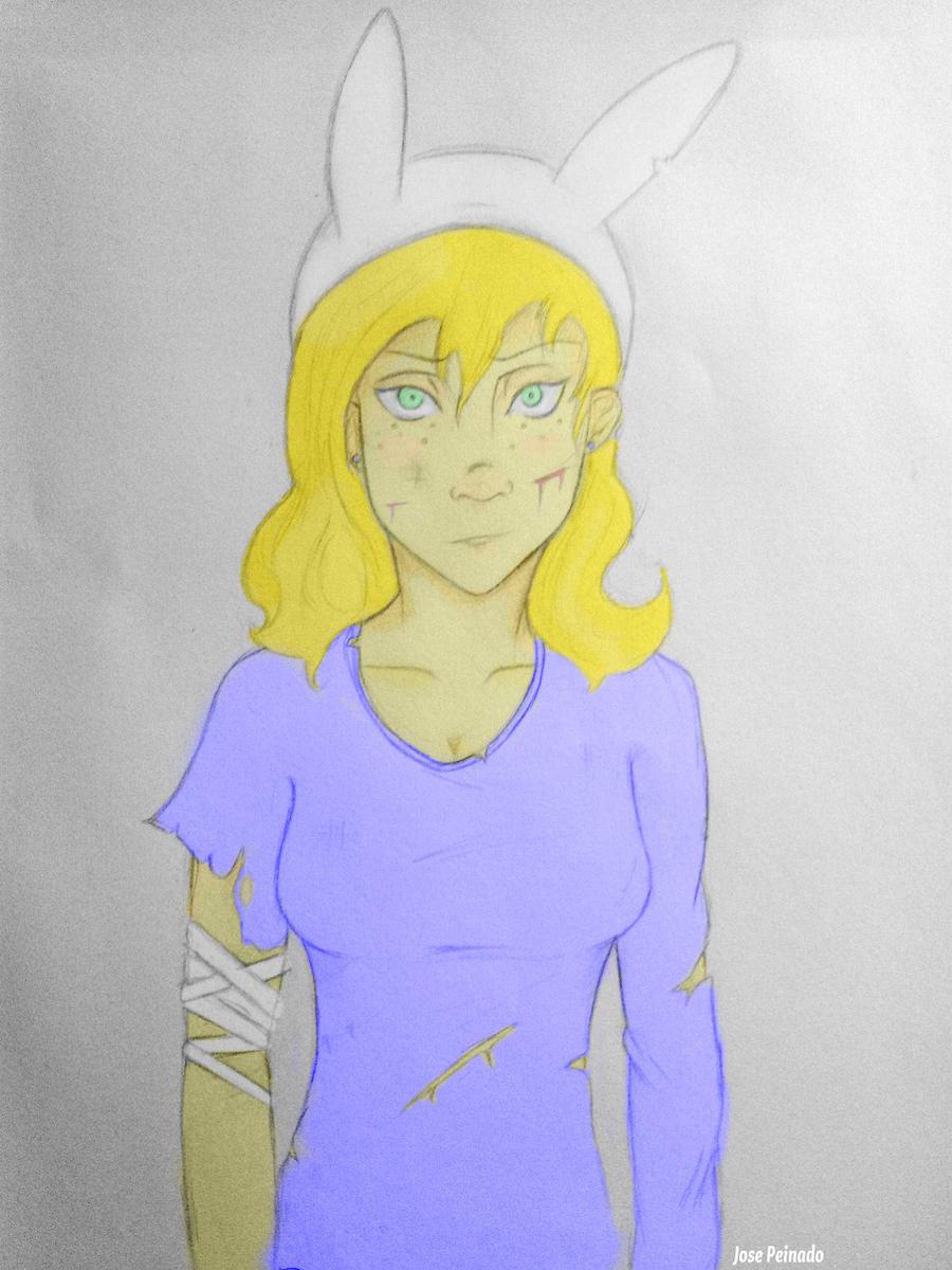 Fionna by bigdaddyred