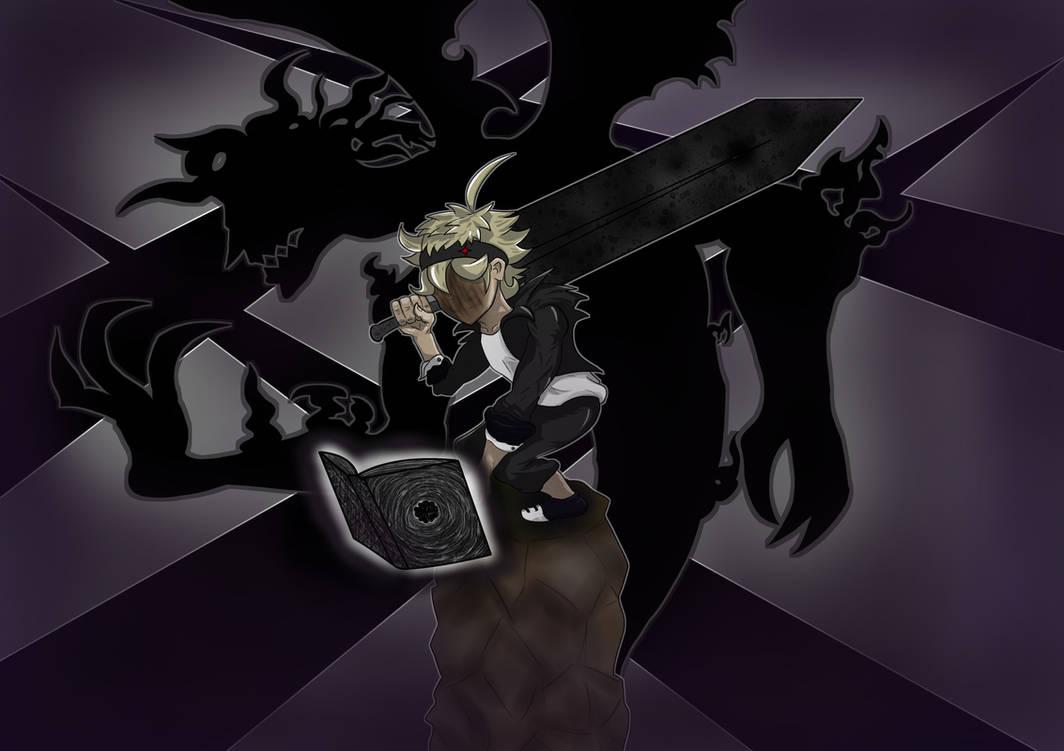 Black Clover Asta fanart by switch0n on DeviantArt