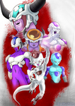 Frost demons family picture,able to name them all?