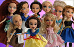 Bratz Disney princesses
