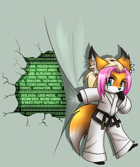 Foxxie-Angel's Profile Picture