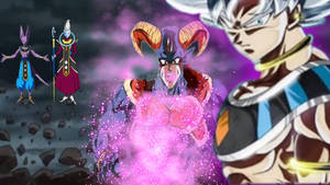 Goku God Of Destruction Hakai Moro