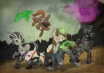 Fallout Equestria Poster (No Paper)