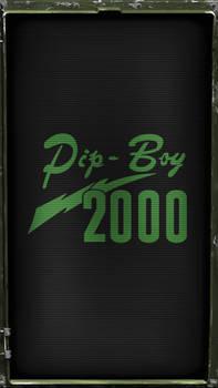 Pipboy 2000 DC Wasteland
