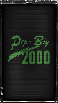 Pipboy 2000 Stealth
