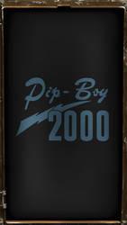 Pipboy 2000 Classic (Blue)