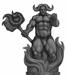 Orc deity