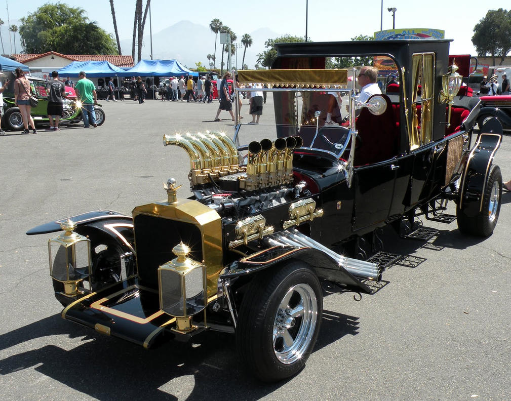 Sidewinder Car Show