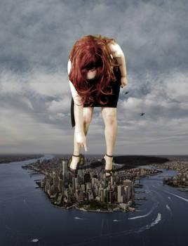 Loryelle giantess
