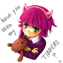 have  you seen my tibbers?