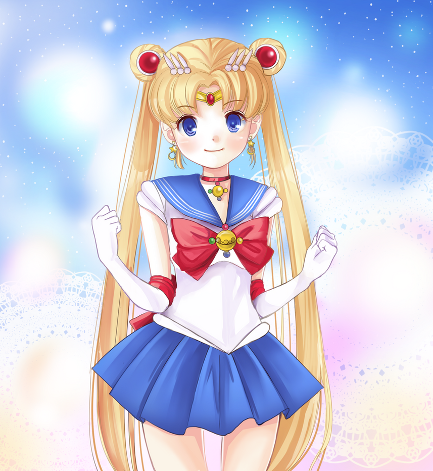 Sailormoon Crystal by xaznminigrlx