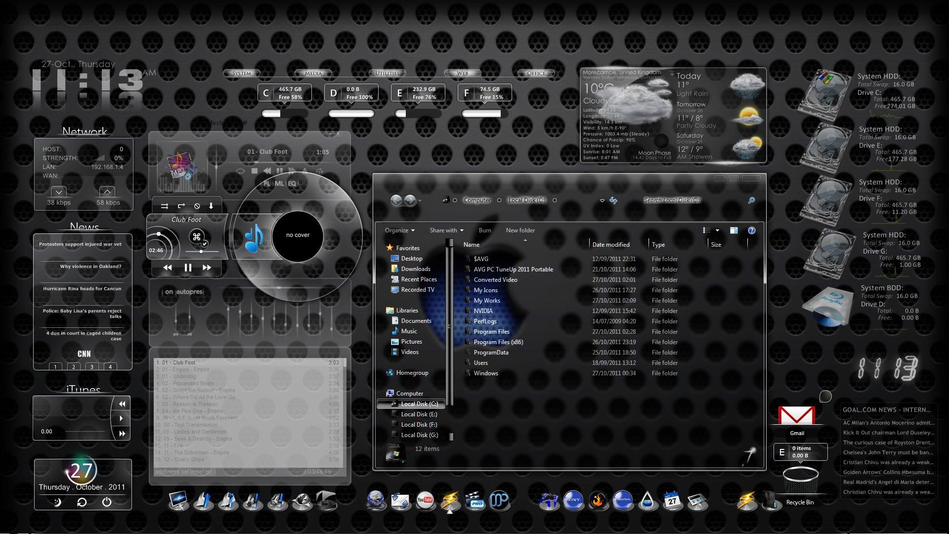 ProRipp's Glass Windows by ProRipp