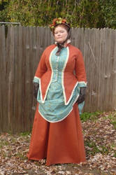 Dickens Fair 2009 Front by pinkxxnightmare