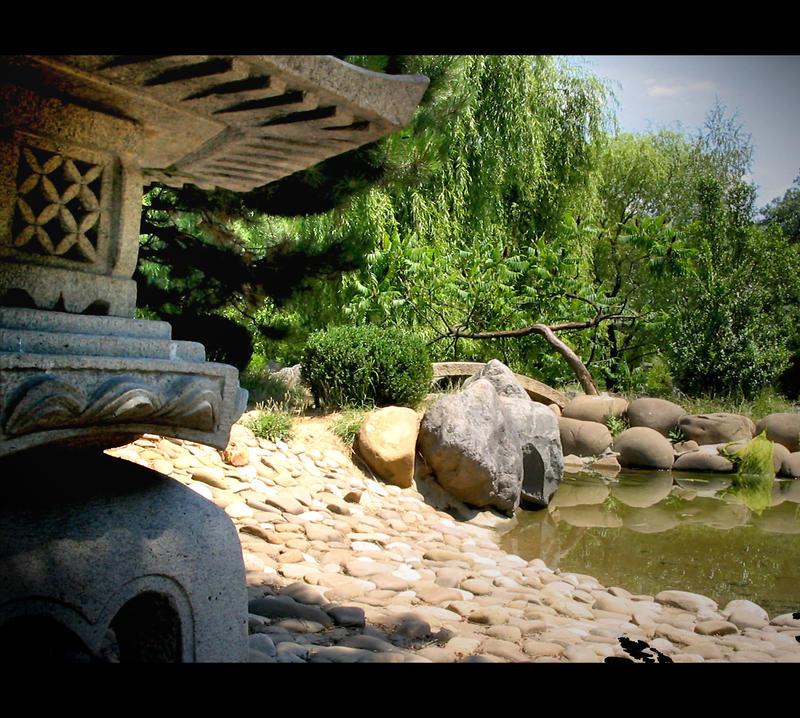 japanese garden by nekochan31
