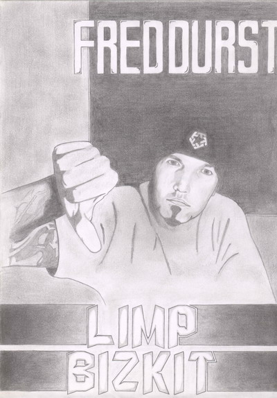 Fred Durst by slaveoffear