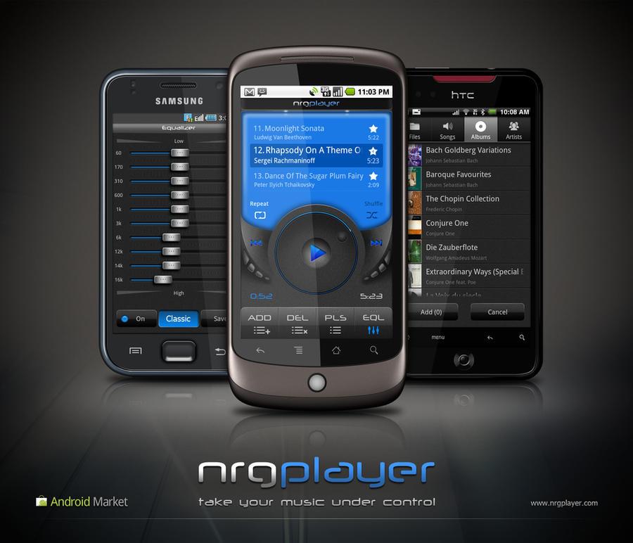 Nrg player для андроид