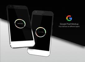 Google Pixel Mockup Free