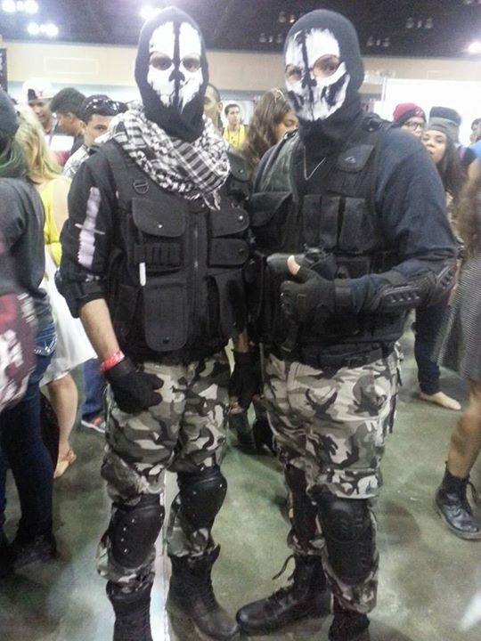 CoD ghosts cosplay by Shippuden23 ... & CoD ghosts cosplay by Shippuden23 on DeviantArt