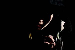 Hoarding Shadows - Ayame by IanStruckhoff