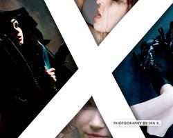 X - First Book's Cover