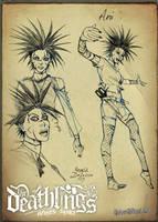 Official Art - Ani by IanStruckhoff